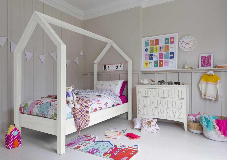 Домик детский с кроватью