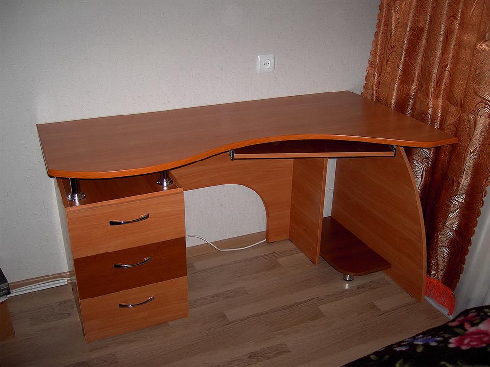 Как сделать комп стол