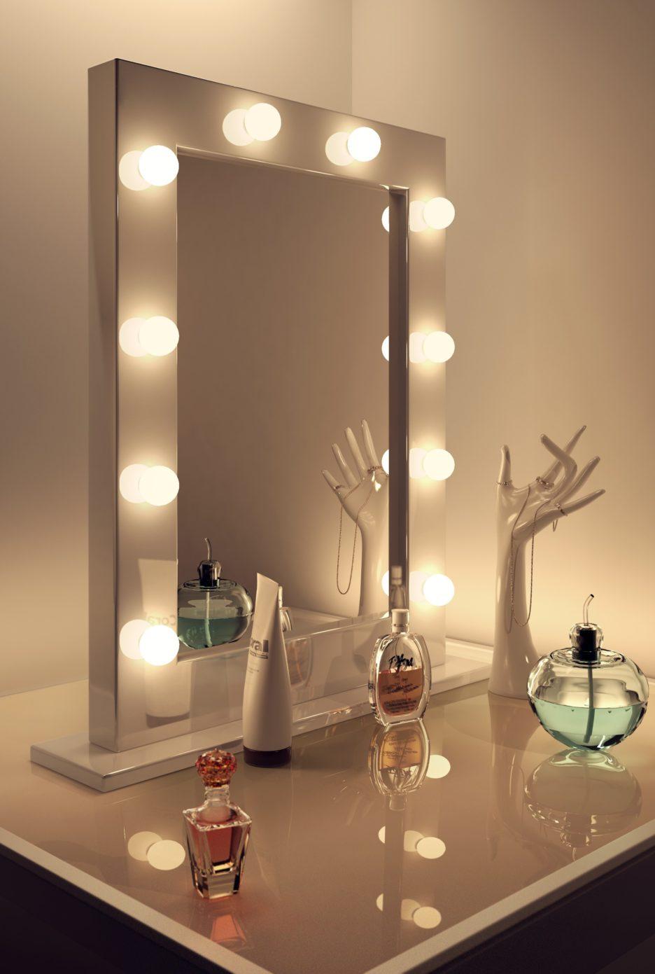 Makeup lamp