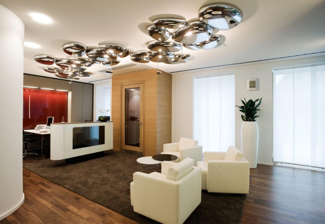 Натяжные потолки стиль дизайна