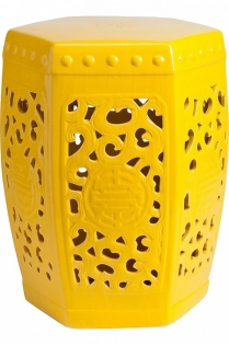 Подставка Design Stool  Yellow DG-F-TAB54