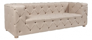 Софа Soho Tufted Upholstered Sofa DG-F-SF361
