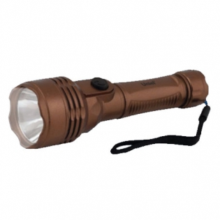 Фонарь (UL-00000205) Uniel Standart «Simple Light — Gambit» S-LD044-C Brown