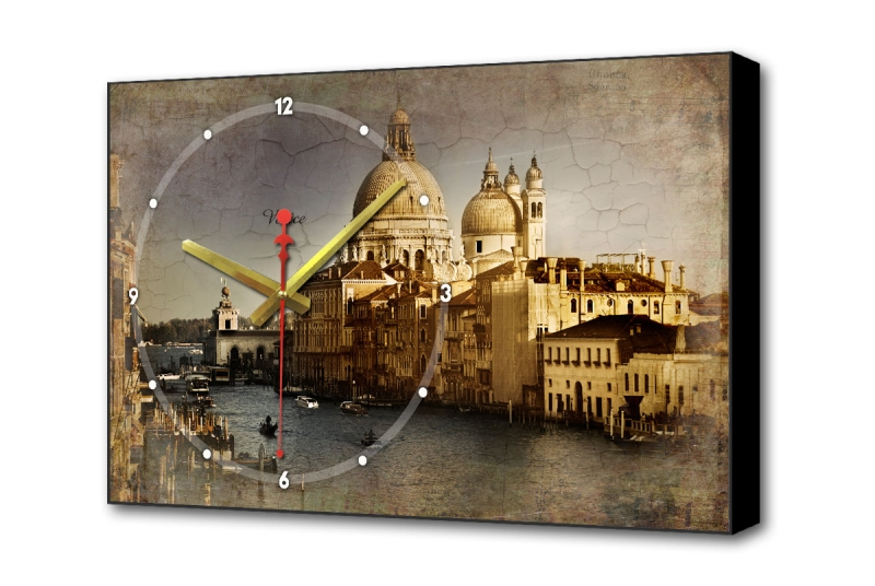 Часы настенные -quot-Венеция III-quot- Timebox Top Posters 37х60х4см BL-2104